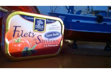 Filets de sardines à la Provençale