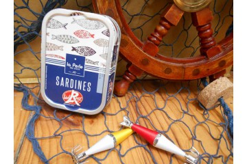 Sardine Label Rouge La Perle des Dieux