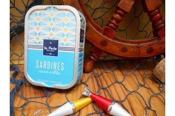 Sardines sans arêtes La Perle des dieux