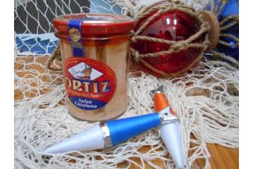 Thon blanc germon à la sauce catalane