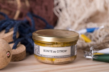 Bonite au citron